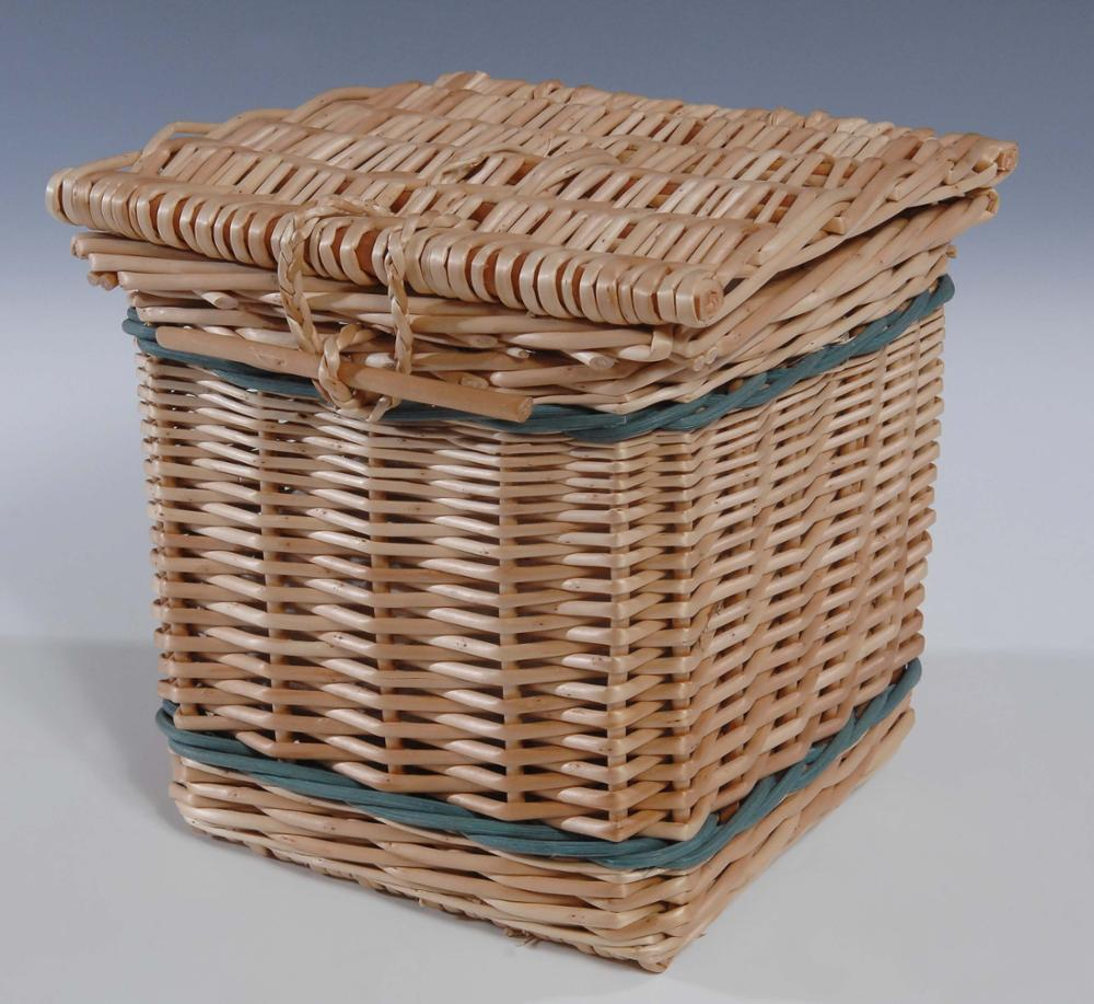 Premier Willow Ash Casket Square